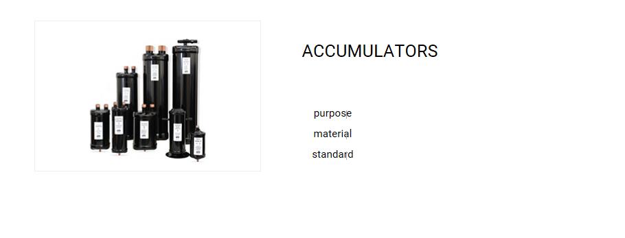 Daeheung Metal Accumulators
