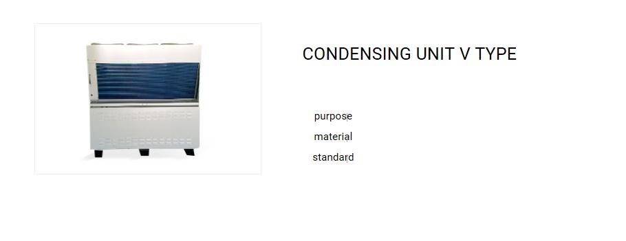 Daeheung Metal Condensing Unit V Type