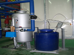 AQUAGOLD Ion Exchange System DTSF-Series