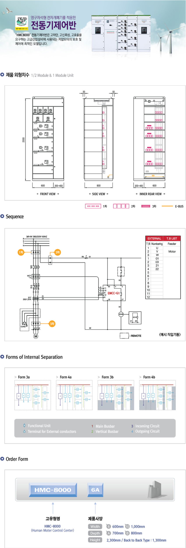 한광전기공업(주) 전동기제어반  5