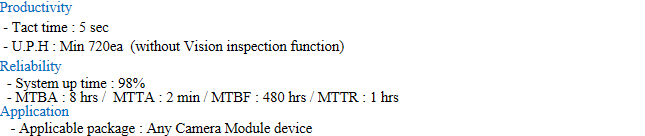 AP-Tech Dispensing & IR Filter Mount System IR-10M 1