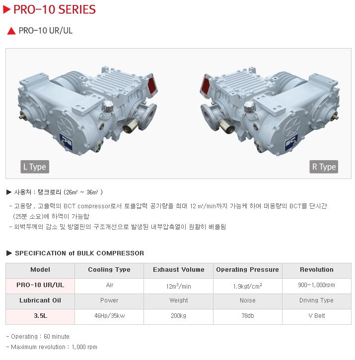 진흥공업(주)  Pro-10 Series 1