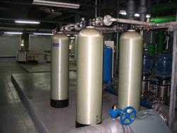 AQUAGOLD Demineralizer System DTTB/DTMB-Series 3