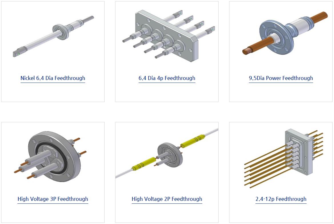 Motech Vecuum Power Feedthrough  1