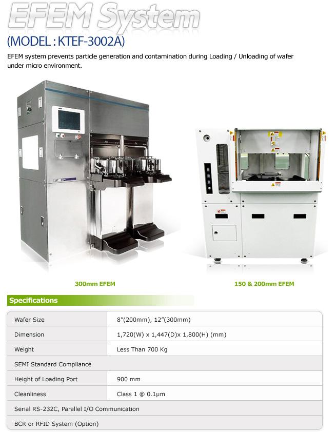 Korea Techno EFEM System