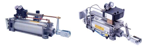 Goldline Tech Centork Linear Pneumatic Actuators