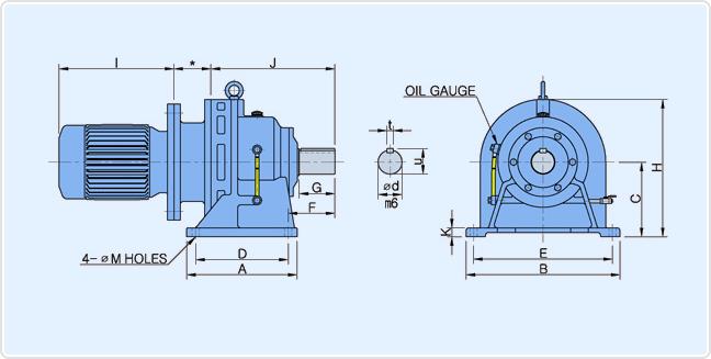 Changshin Machinery MFG Horizontal Type MFSH Series