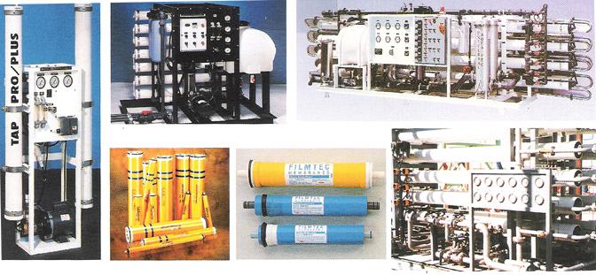 AQUAGOLD R/O Membrane System DTRO-Series 1