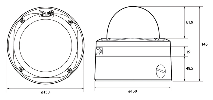Camlux 2M-Camera CIN-H2000NOD 2