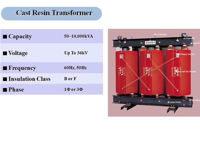 Dongmi Cast Resin Transformer