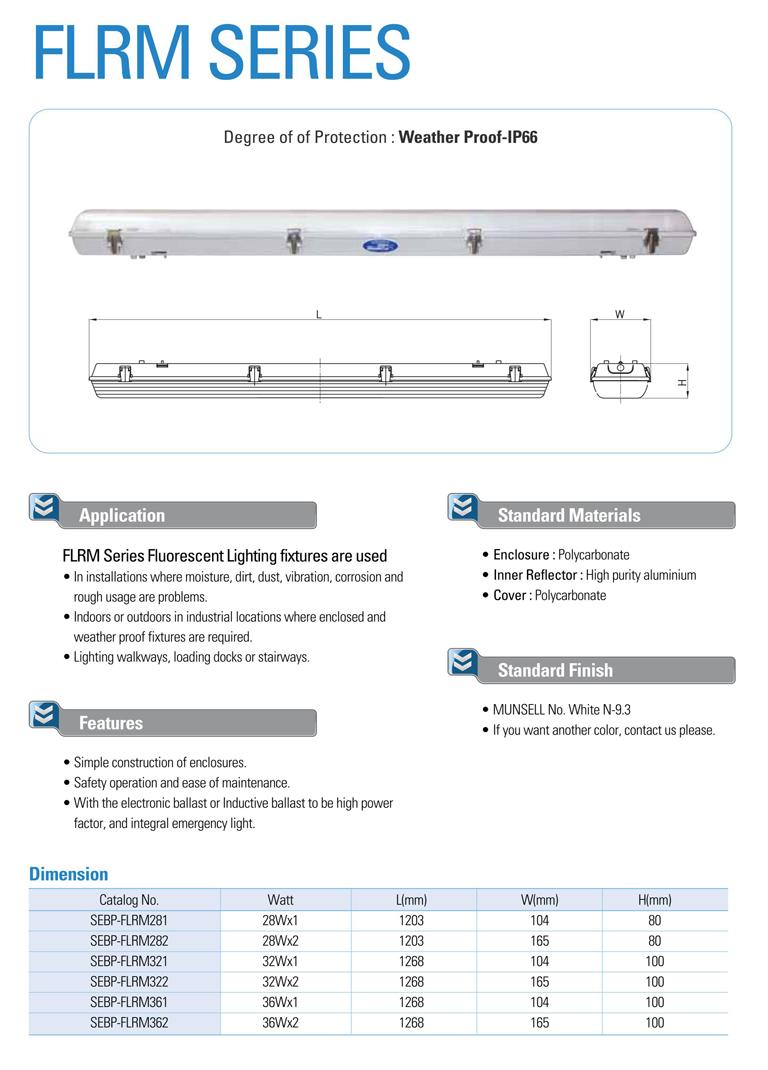 Samik Explosi Onproof Elxctric  FLRM Series