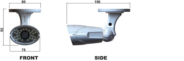 Camlux Camera CPH-2024FIR 2