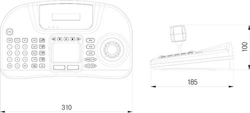 Camlux Controller WTX-1300