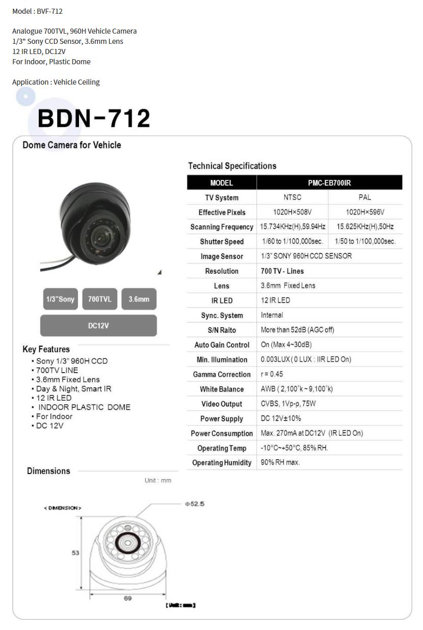 Bk Solution  BDN-712