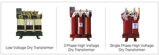 KP Electric Dry type transformer