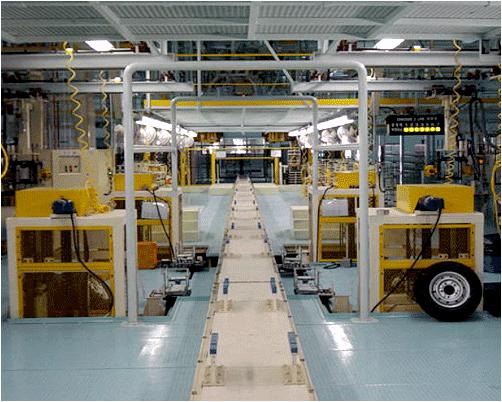 케이엠테크 Slat Conveyor  4