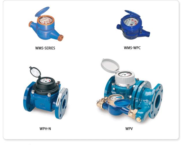 Flow Technology Water Meters