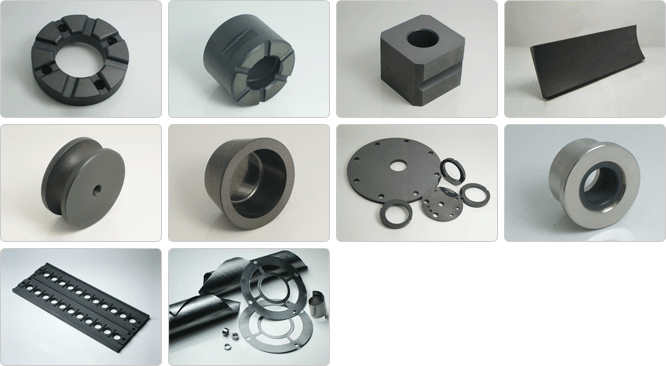 KD Seal Tech Other's application parts