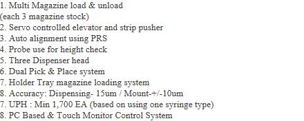 AP-Tech Dispensing & Hosing Mount System AP-3000