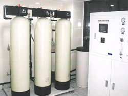 AQUAGOLD Ion Exchange System DTSF-Series 1