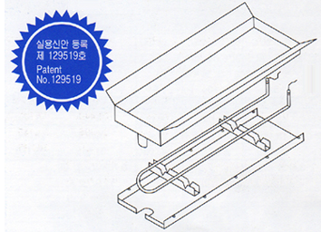 KyungDong R&H Ceiling & Floor Mounted Type PA Series 1