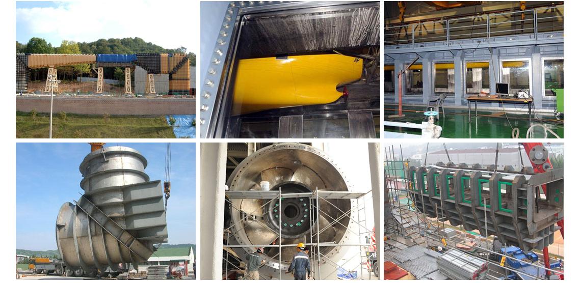 Daemyung Engineering Large Maritime Facilities