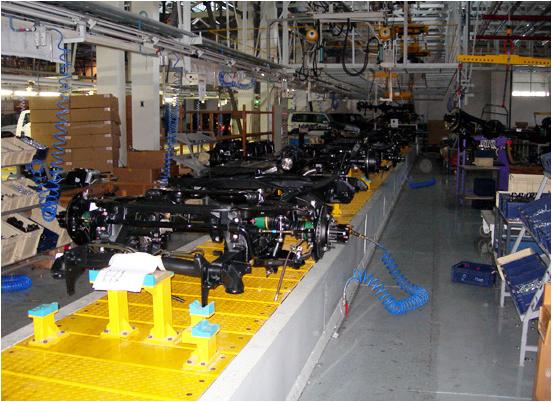 케이엠테크 Slat Conveyor  5