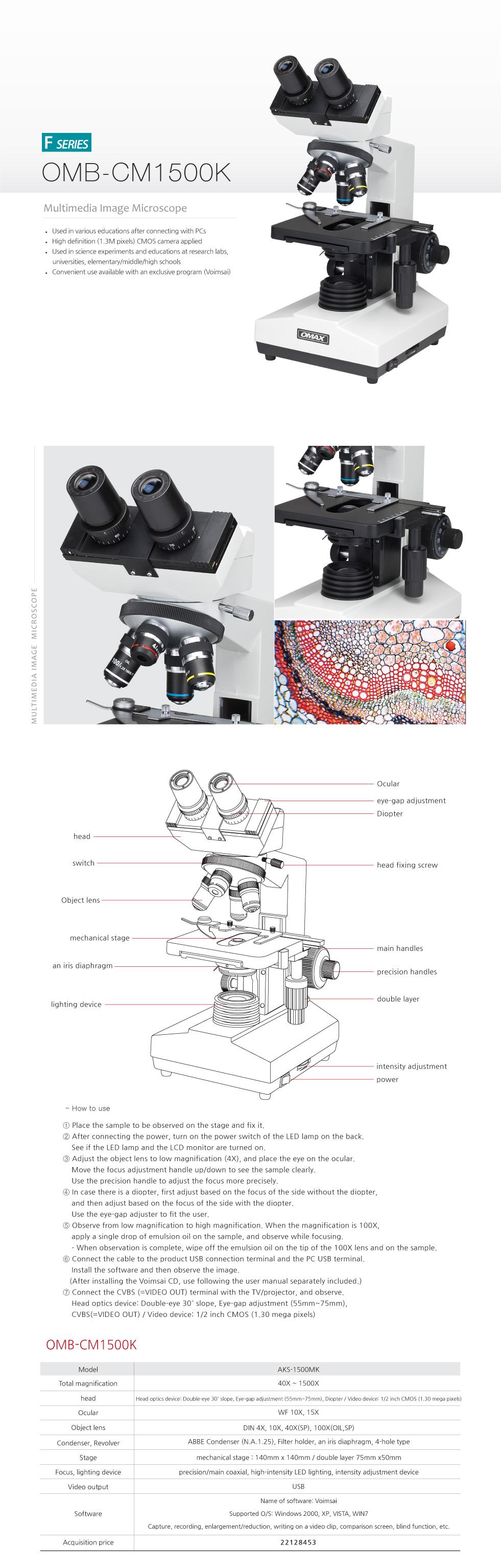 OMAX Biological Microscope  6