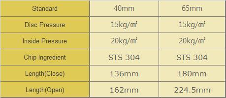 DooJin Indoor Hydrant SUS(65mm) DAVS-65