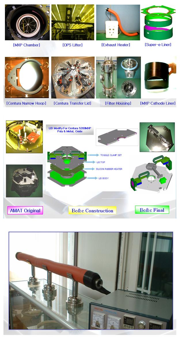 BCnC Semiconductor Modification Item