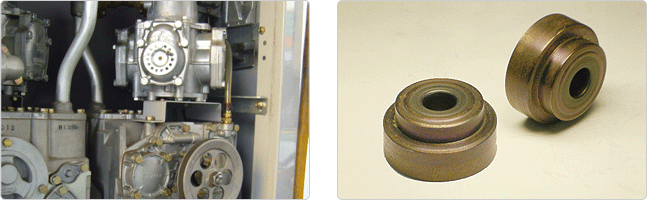 KD Seal Tech Lubricator & dispense parts  2