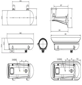 Seyeon Tech Box & Bullet Camera FW9302-TXM 1