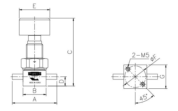 ASFLOW Quarter-Turn Diaphragm Valve  4