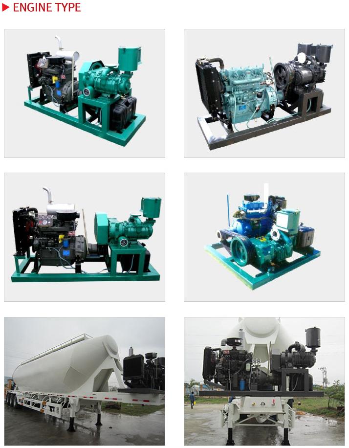 Jinheung Engine Type