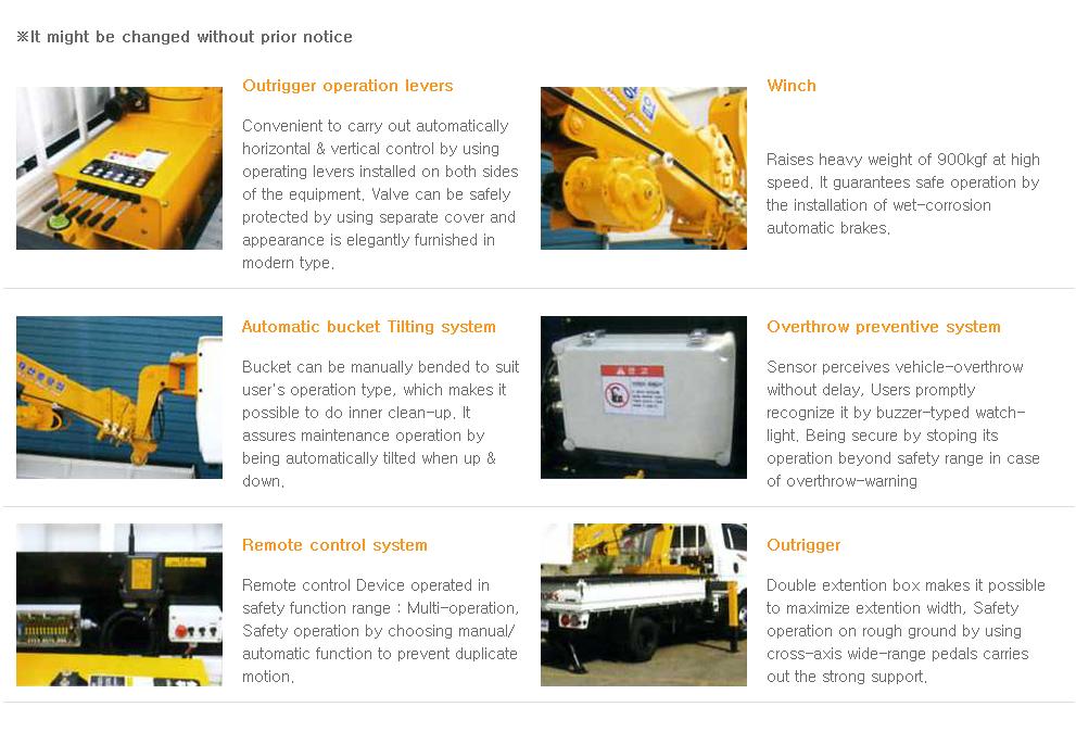 Dasan Heavy Industries Compact Type DAP Series