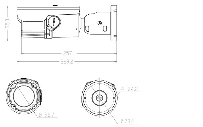 Camlux Camera CAB-H2000ATIR 2