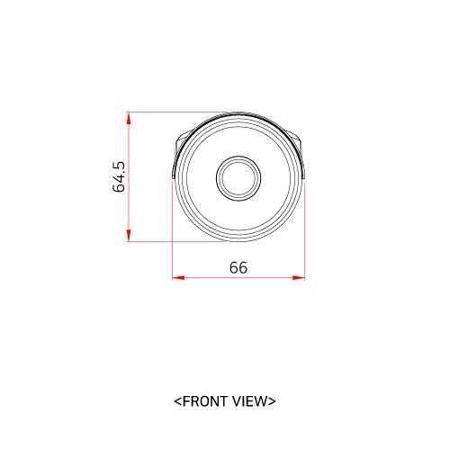 (주)대명코퍼레이션 카메라 KA1080BL-IR36-F3.6 3