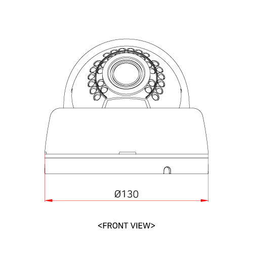 Daemyung WEBGATE IP Camera NK1080D-IR30-AF