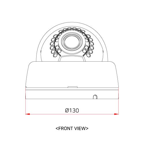 (주)대명코퍼레이션 IP 카메라 NK1080D-IR30 4
