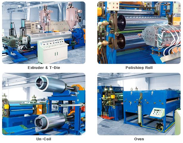 유성산업사 알루미늄 판넬 제조기  5