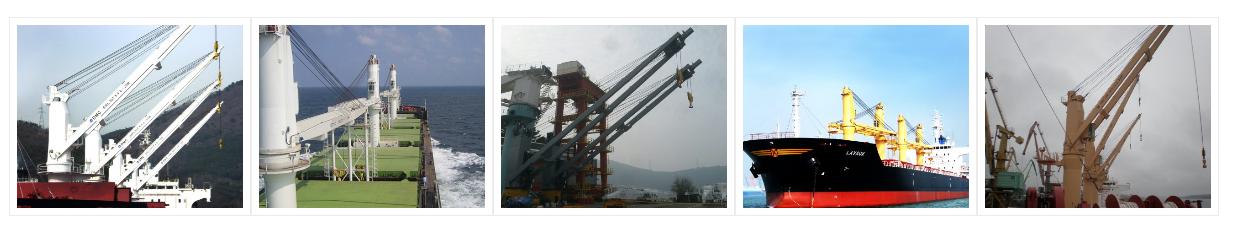 Dongnam Marine Crane Deck Crane