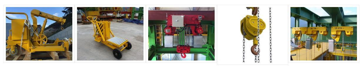 Dongnam Marine Crane Offshore Equipment  2