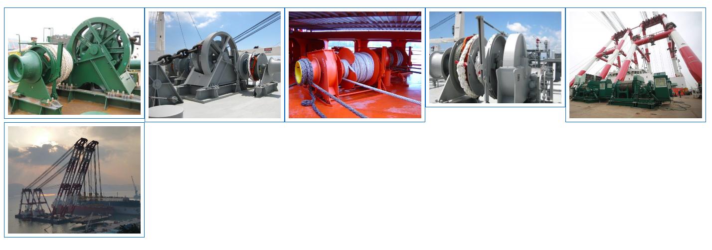 Dongnam Marine Crane Deck Machinery