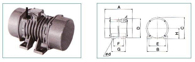MagMax Rotary Vibrating Motor MRV-Series 1