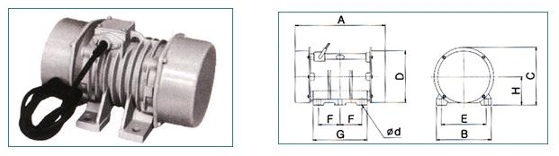MagMax Rotary Vibrating Motor MRV-Series 2
