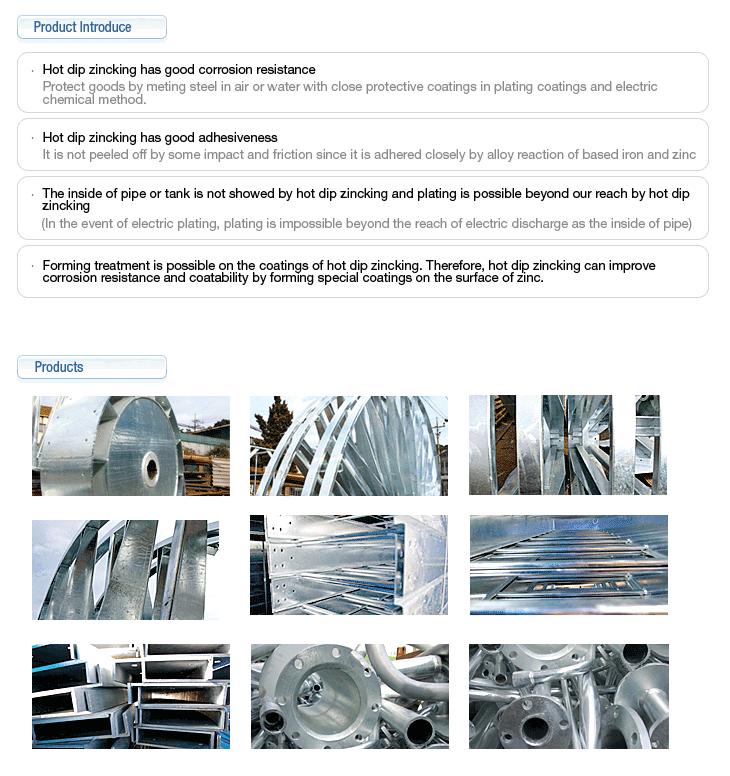 Suh-han Industry Galvanizing
