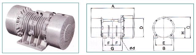 MagMax Rotary Vibrating Motor MRV-Series 3