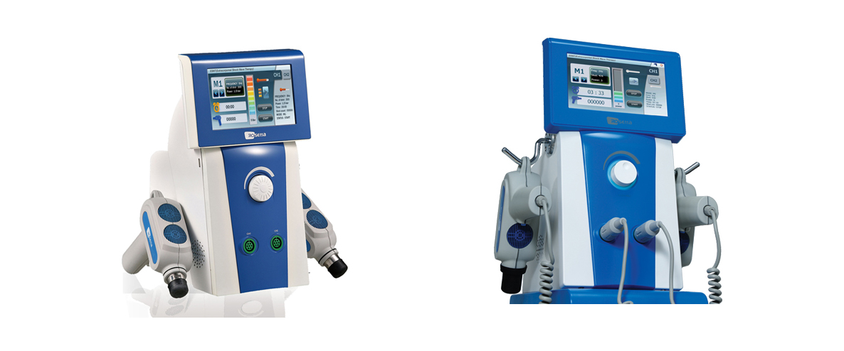 REMED Pain Therapy - Extracorporeal Shockwave Therapy  1
