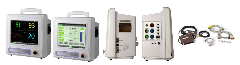 REMED Bio-signal & Monitoring - Patient Monitor  2
