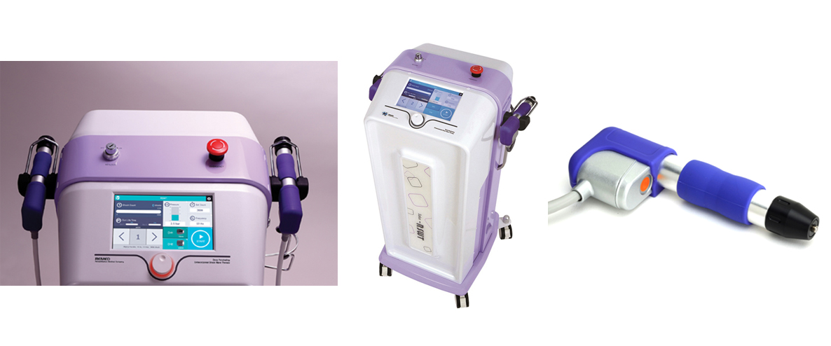 REMED Pain Therapy - Extracorporeal Shockwave Therapy  3